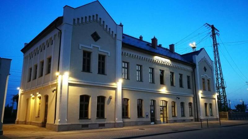 Felújították az Alföld egyik legszebb vasútállomását