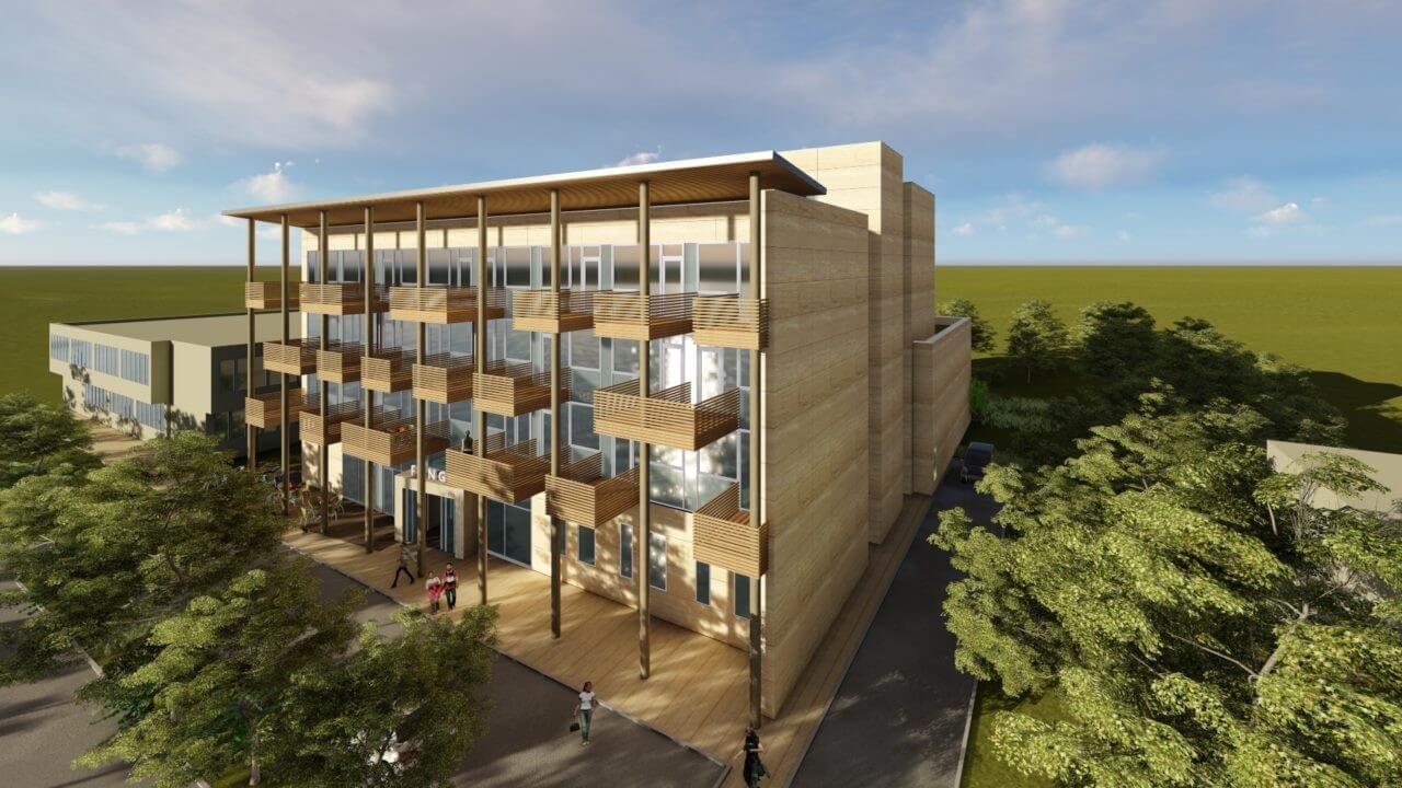 Ökocentrumot és szállodát épít Nyíregyházán a Ke-Víz