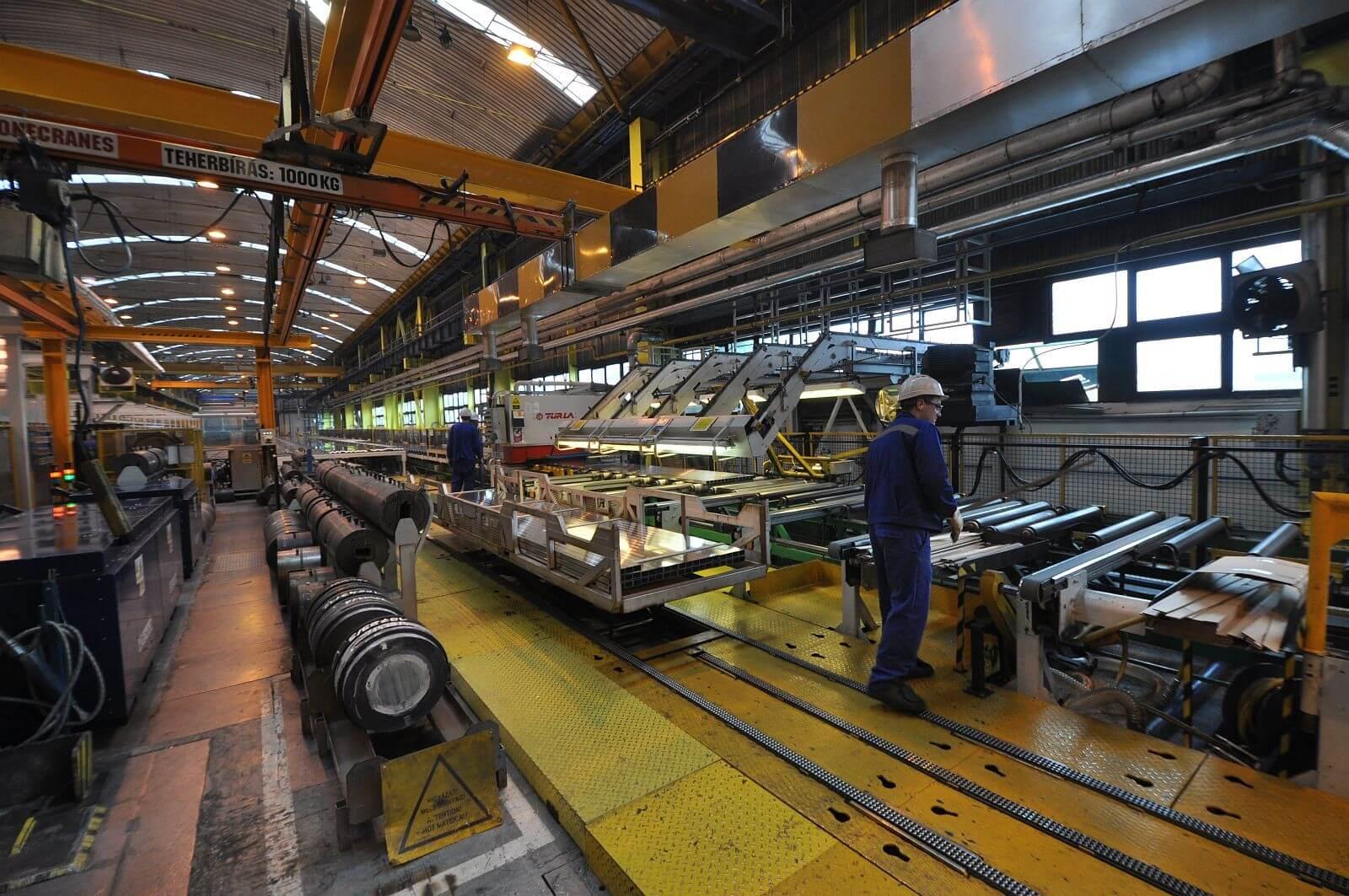 120 új munkahelyet teremt egy autóipari beruházás Székesfehérváron