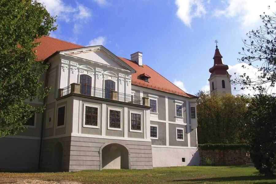 Felújítják az egyik leghíresebb vidéki barokk épületet
