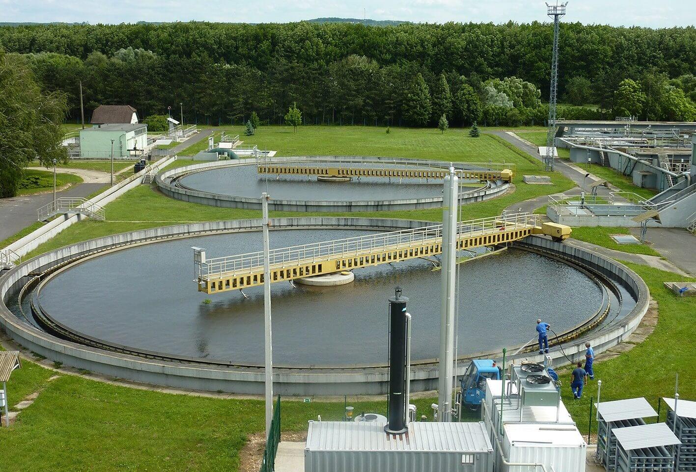 Zöld szennyvíztelepet épít a Strabag Kaposváron
