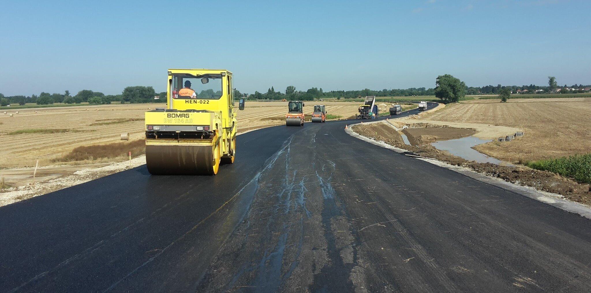 3 milliárd forintból újítják fel Szabolcs-Szatmár-Bereg útjait