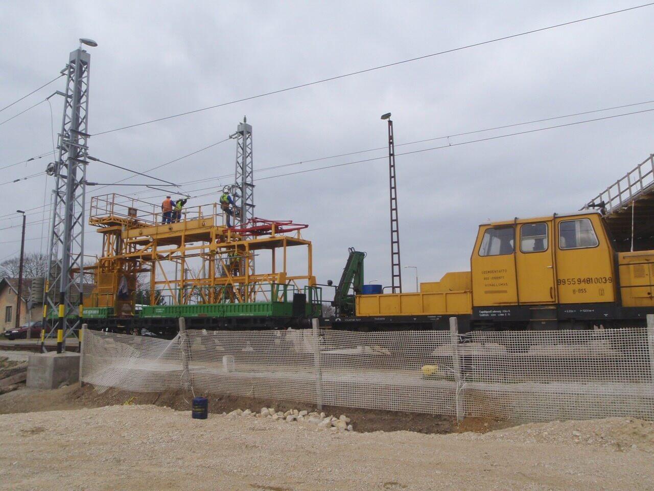 Villamosítják a Mezőzombor-Sátoraljaújhely vasútvonalat
