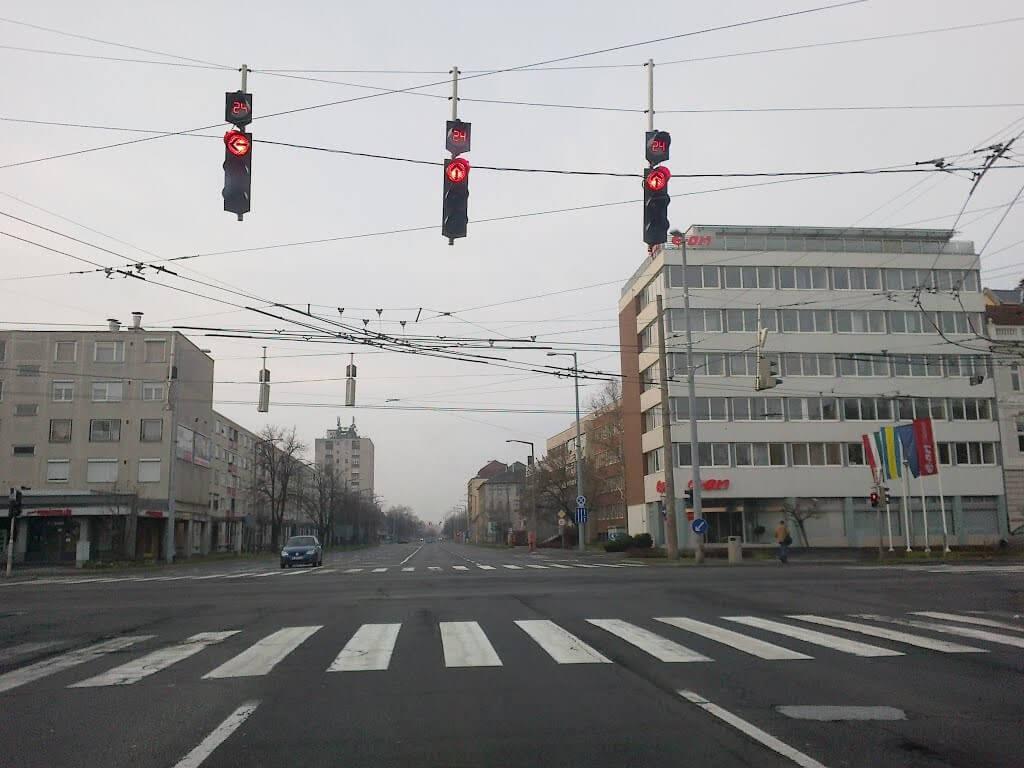 Barátságosabbá válik a közlekedés Debrecen belvárosában