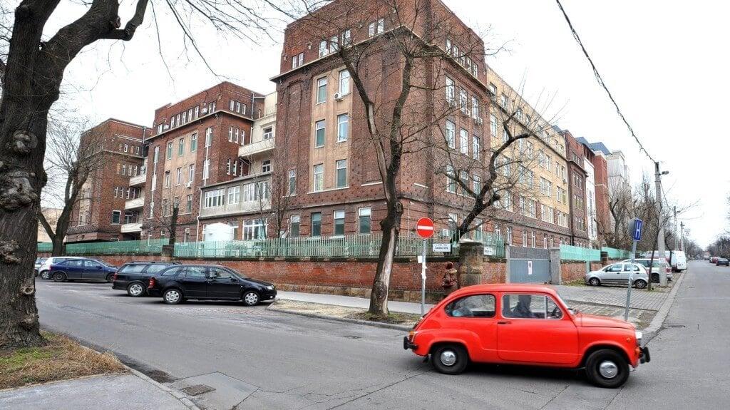 Hétmilliárd forintból újul meg a Bajcsy-Zsilinszky Kórház Kőbányán