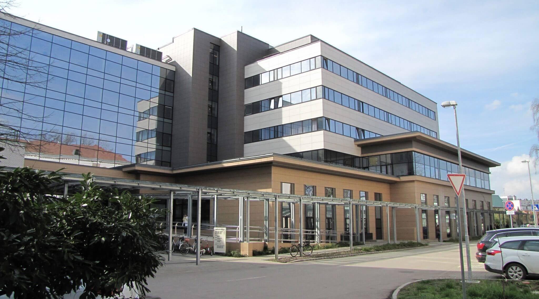 Megújuló épületbe kerül Gyulán a Gyermekkórház