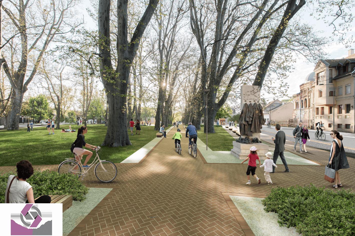 Így folytatódik Sopron átfogó fejlesztése
