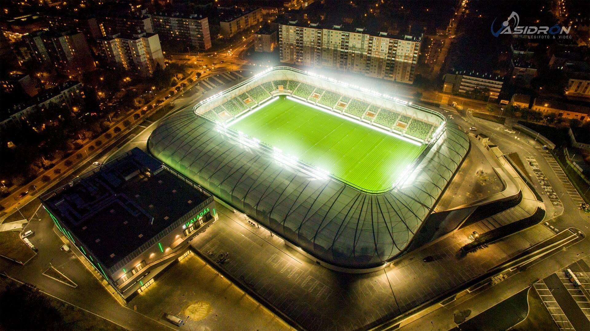 Az utolsó simításokat végzi a ZÁÉV és a Swietelsky a Haladás Stadionon
