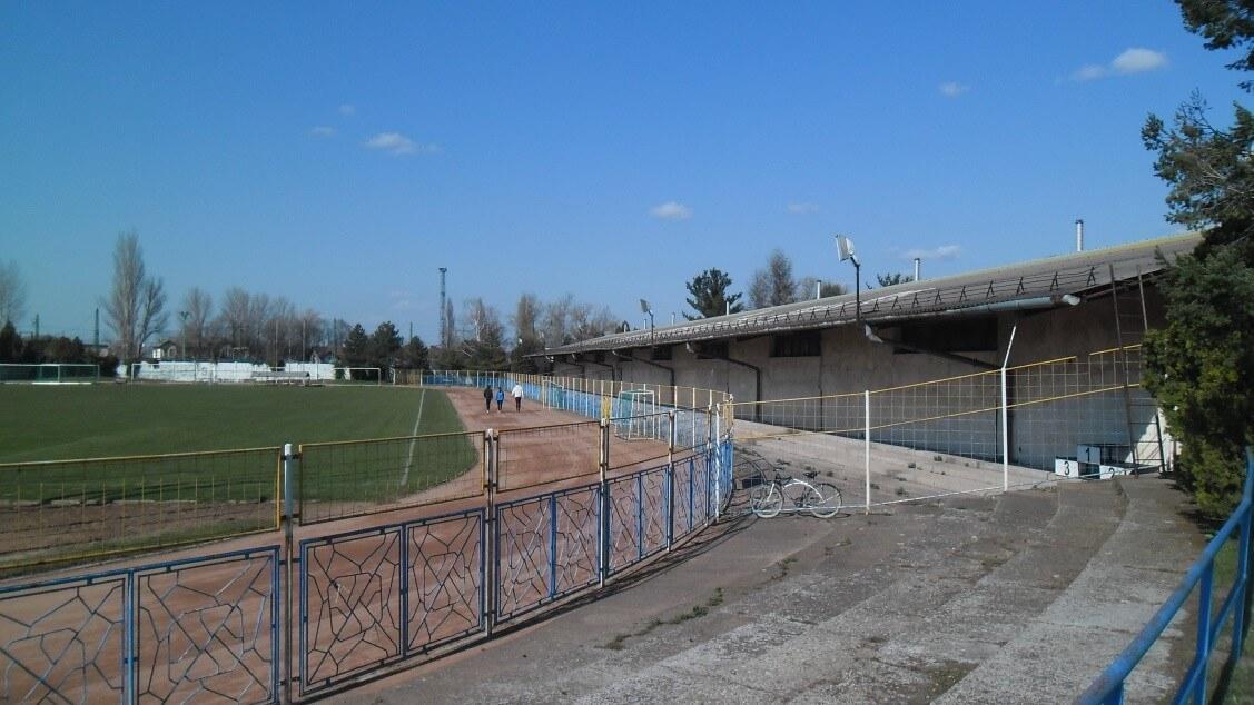 Nemzetközi versenyeket hozhat Szolnokra a sportközpont induló felújítása