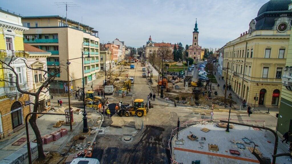 A Szabadics folytathatja Nagykanizsa közterület fejlesztését