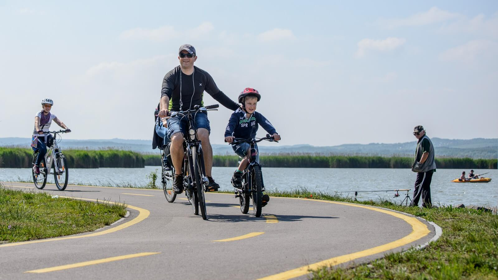 Kerékpárúttal fejlesztik a turizmust Kalocsa mellett