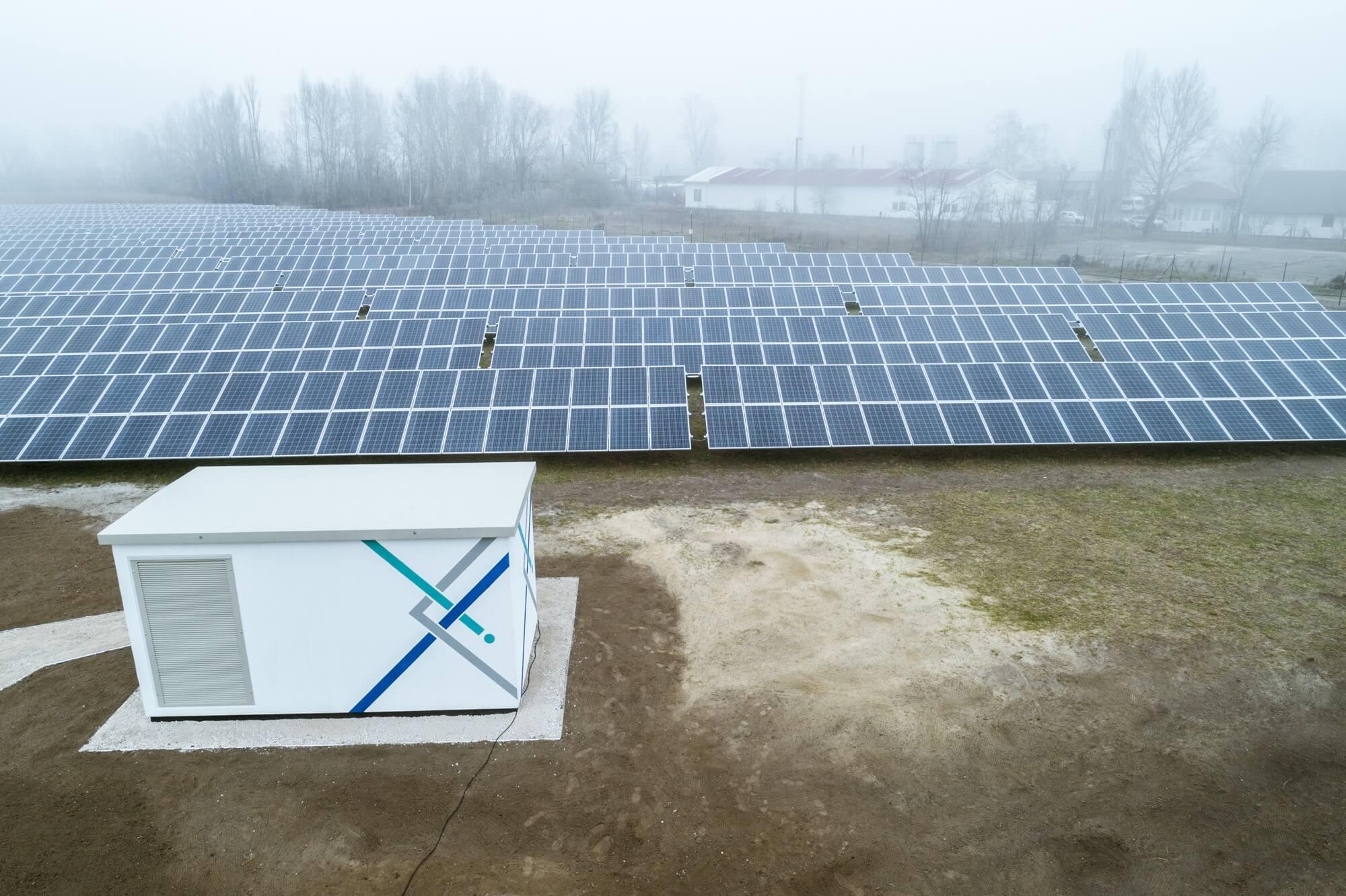 Napelemes kiserőművel szállt be az energiapiacra a Merkbau