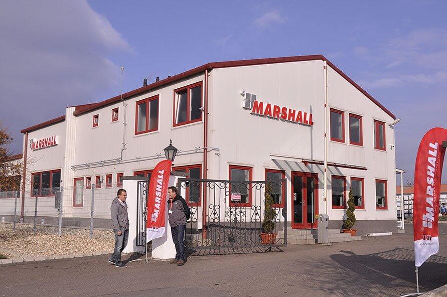 Közel megduplázta gyártókapacitását a Marshall Ablak