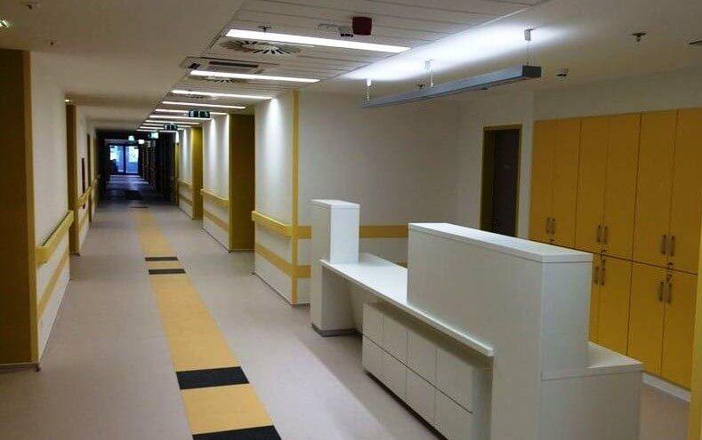 Új tömbbel gazdagszik a százéves visegrádi kórház
