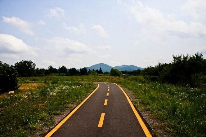 Kerékpárutakkal gazdagodik Szombathely agglomerációja