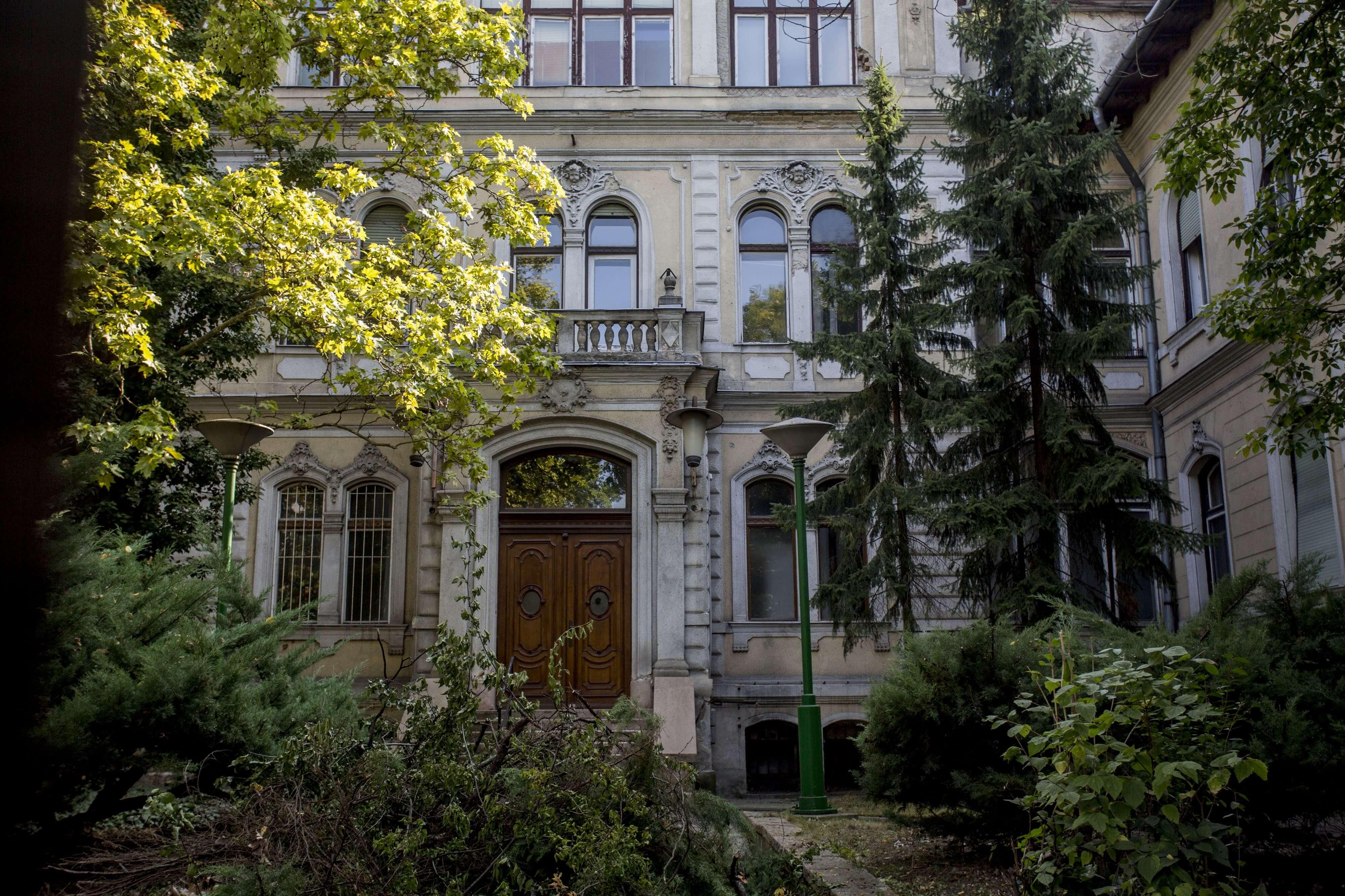 A régi BM Kórházba költözik a Magyar Építészeti Múzeum