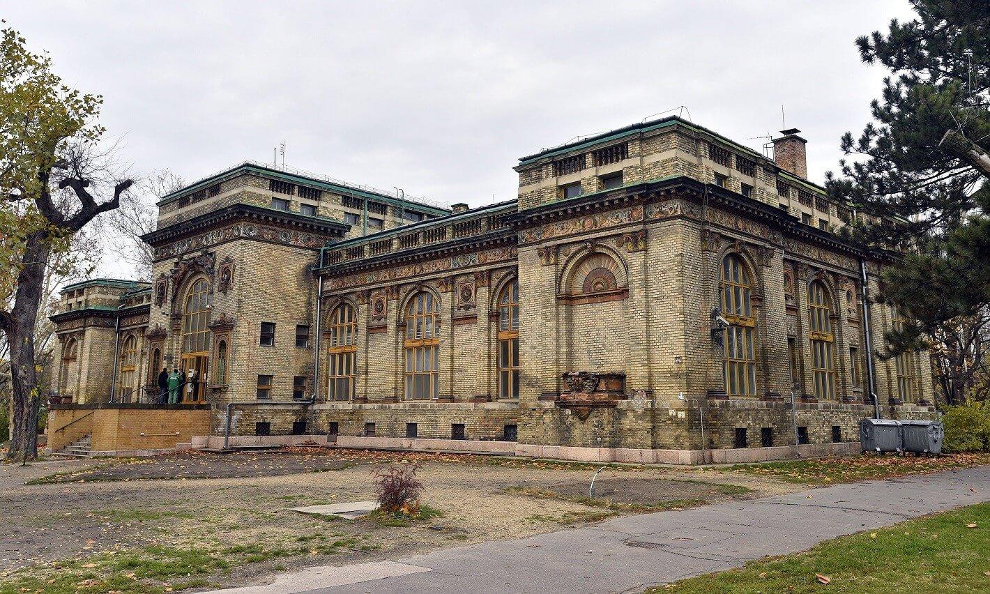 Rózsakertet is kap az újjászülető Olof Palme Ház
