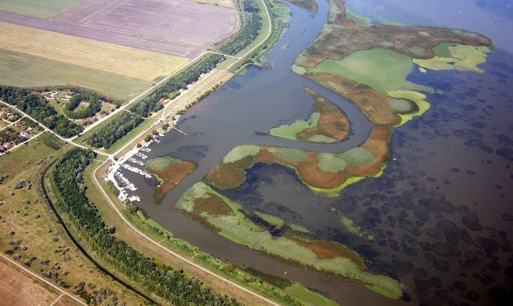 A Hódút fejezi be a Tisza-tó körüli kerékpárutat