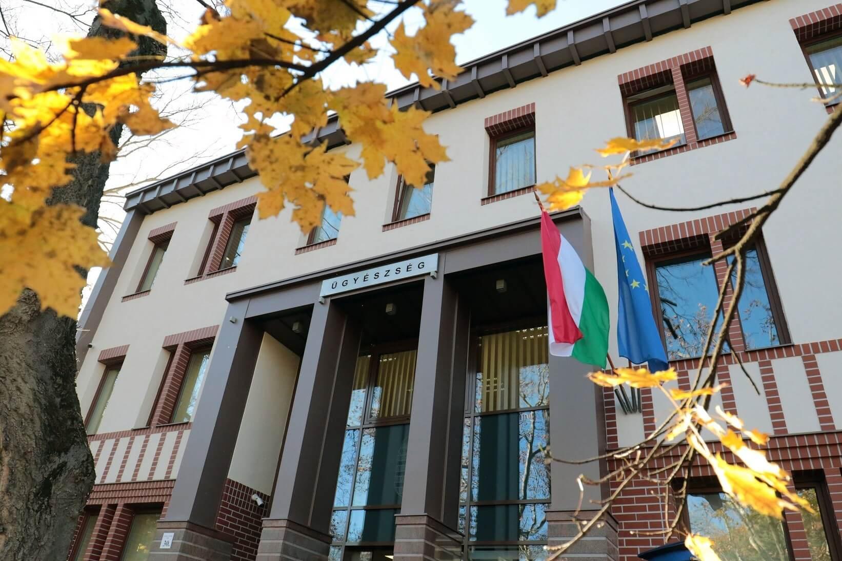 Háromszintes ügyészségi székház épült Jászberényben