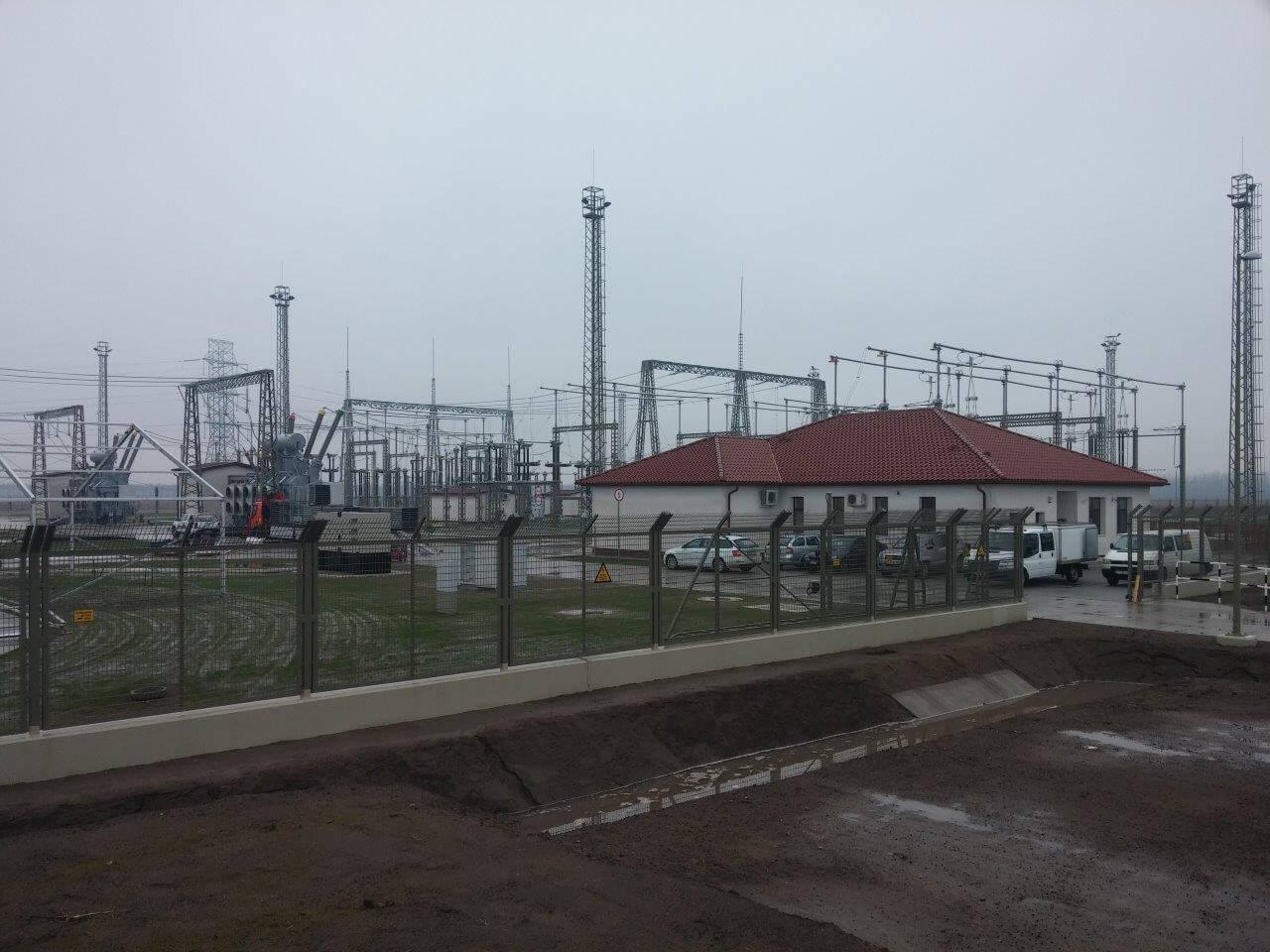 Új szigetcsépi alállomás javítja Pest megye energiaellátását