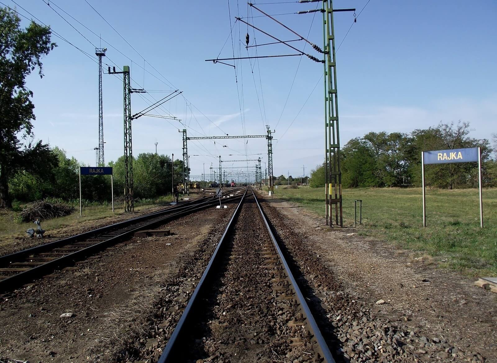 Korszerűsödhet a Rajka-Hegyeshalom vasútvonal