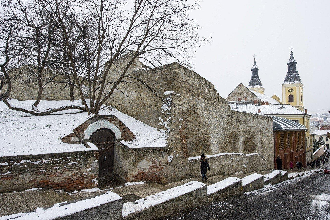 6,3 milliárd forintból folytatódik Eger történelmi örökségének megőrzése
