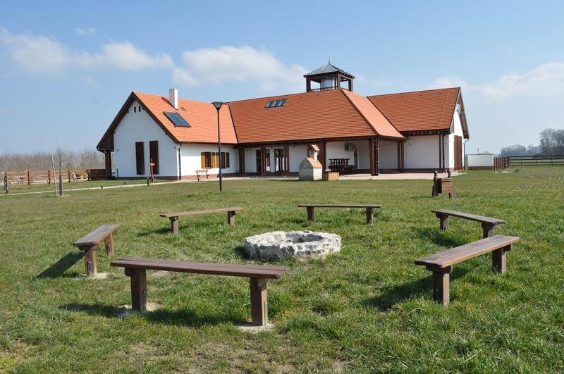 Új turistaszállás fogadhatja a Duna-Dráva Nemzeti Park látogatóit