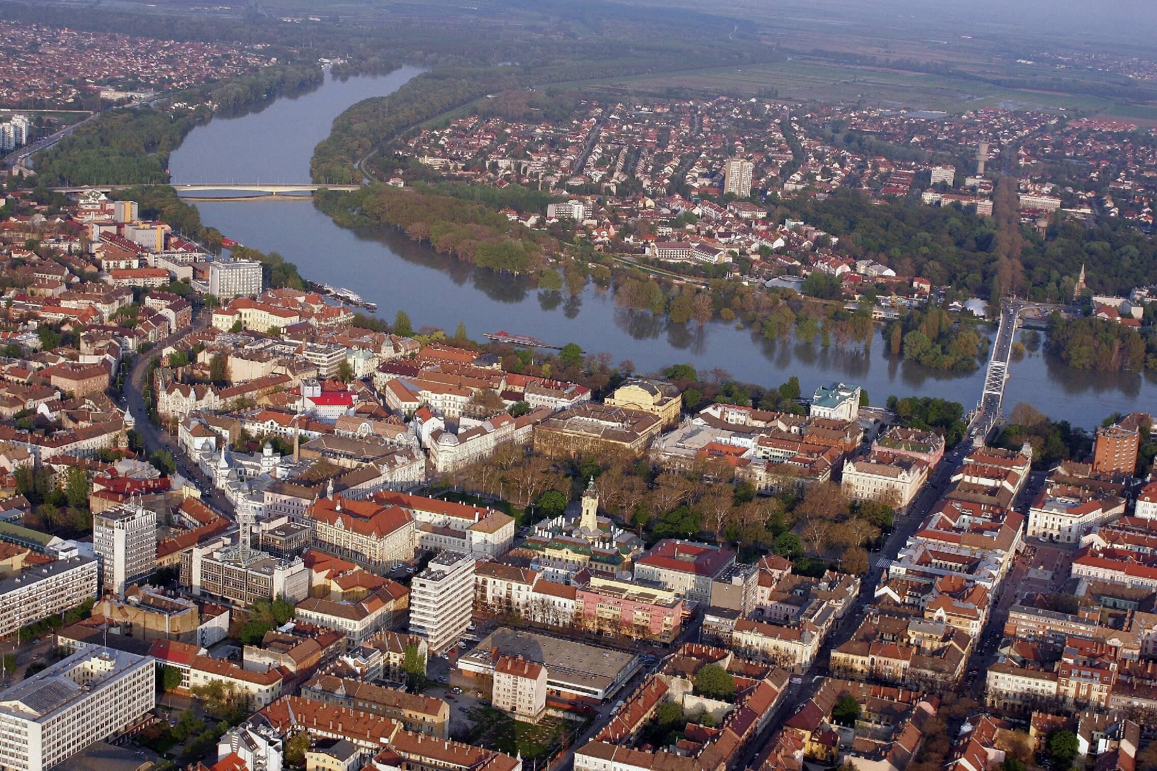 Zöldfelületekkel élesztik fel az Odessza-lakótelepet Szegeden