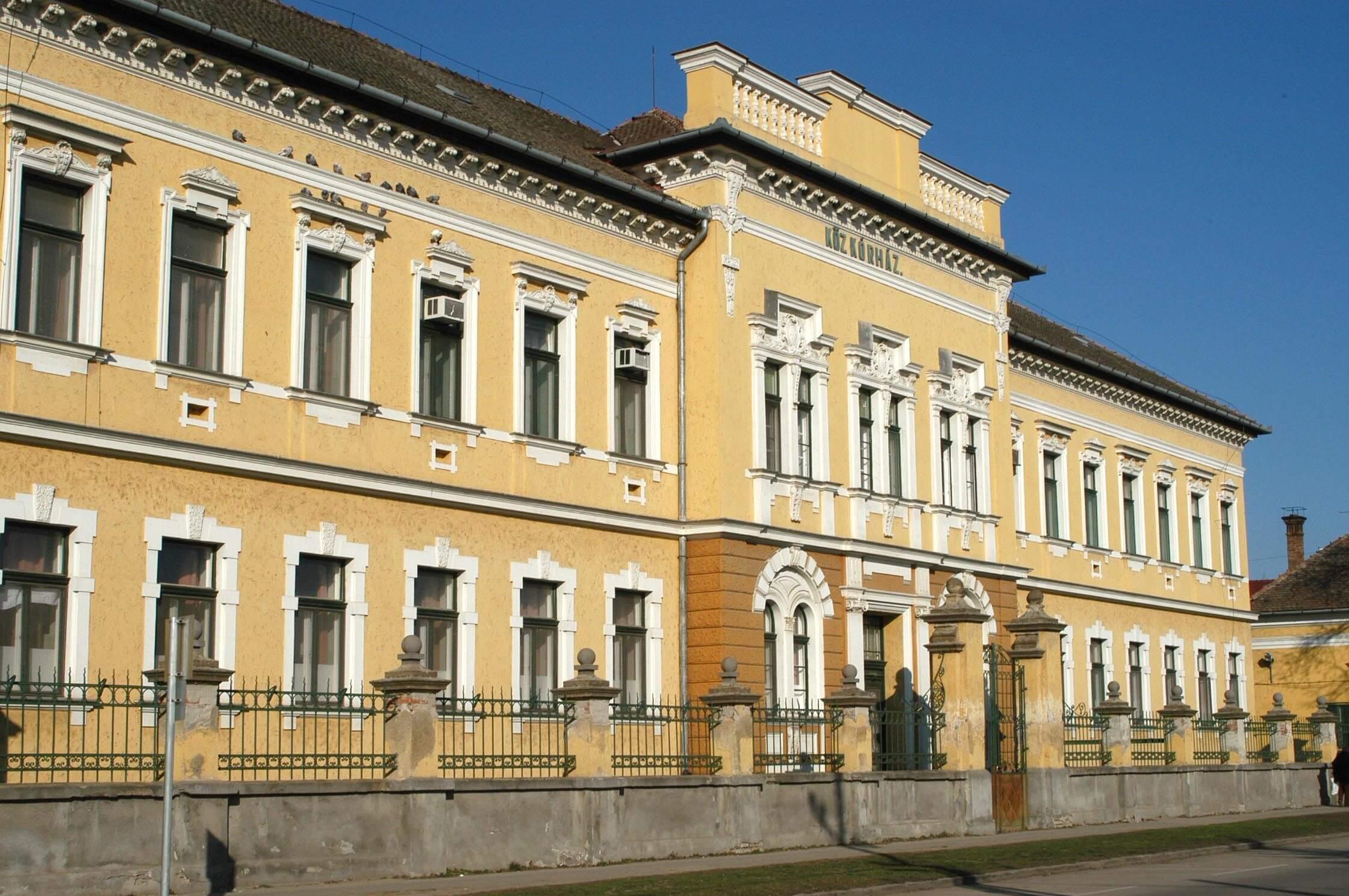 Négy kórház fejlesztése indulhat el közel 400 millió forintból