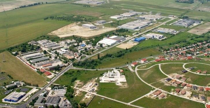 Tízhektáros ipari park épül Kisbéren