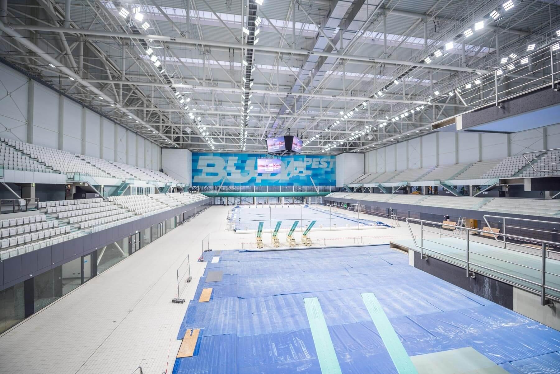 A Duna Aréna a minta a párizsi olimpiai uszoda felépítéséhez ... 4be2e4fb9e