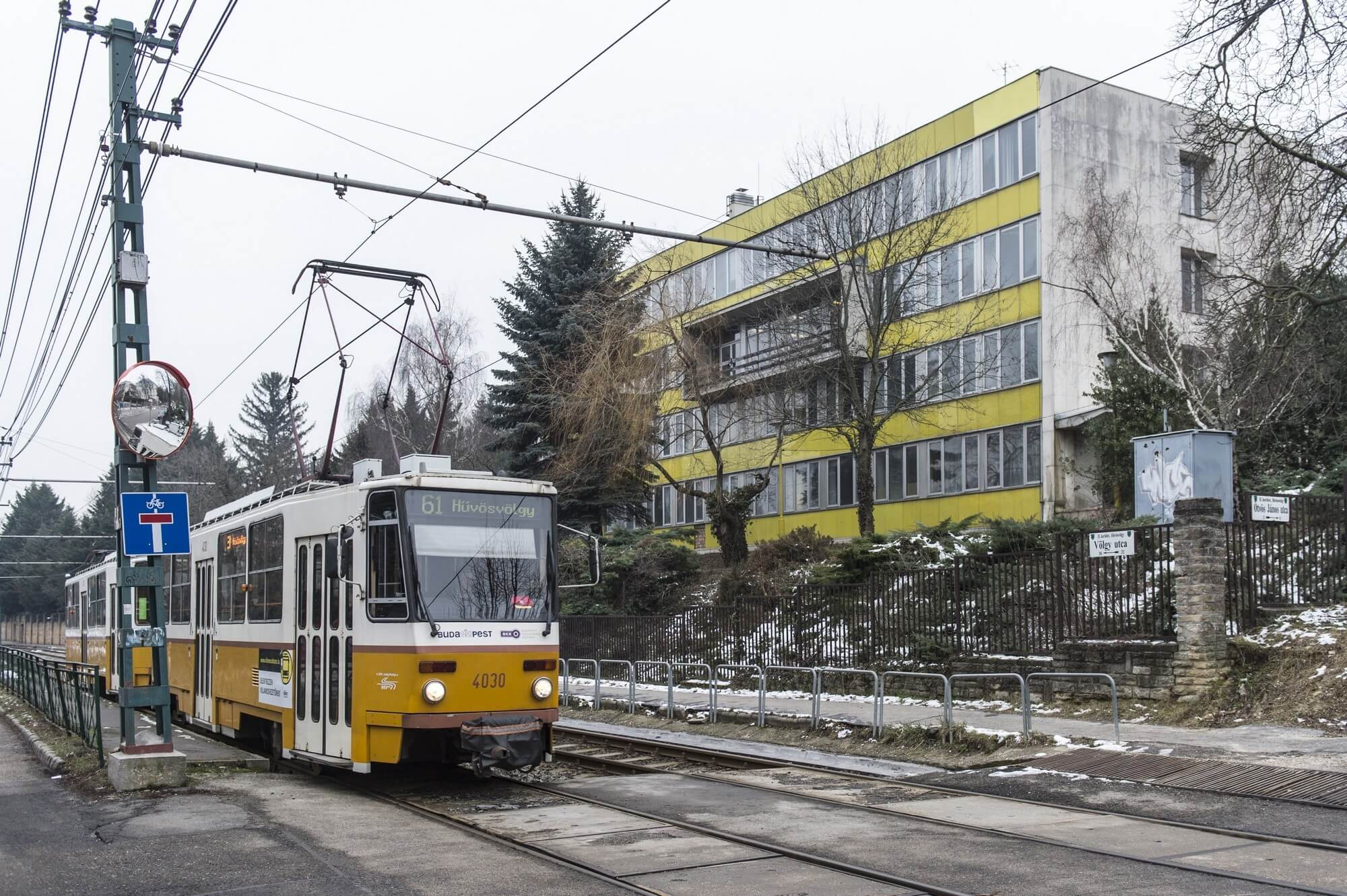 Új iskolaépületet alakítanak ki a II. kerületben