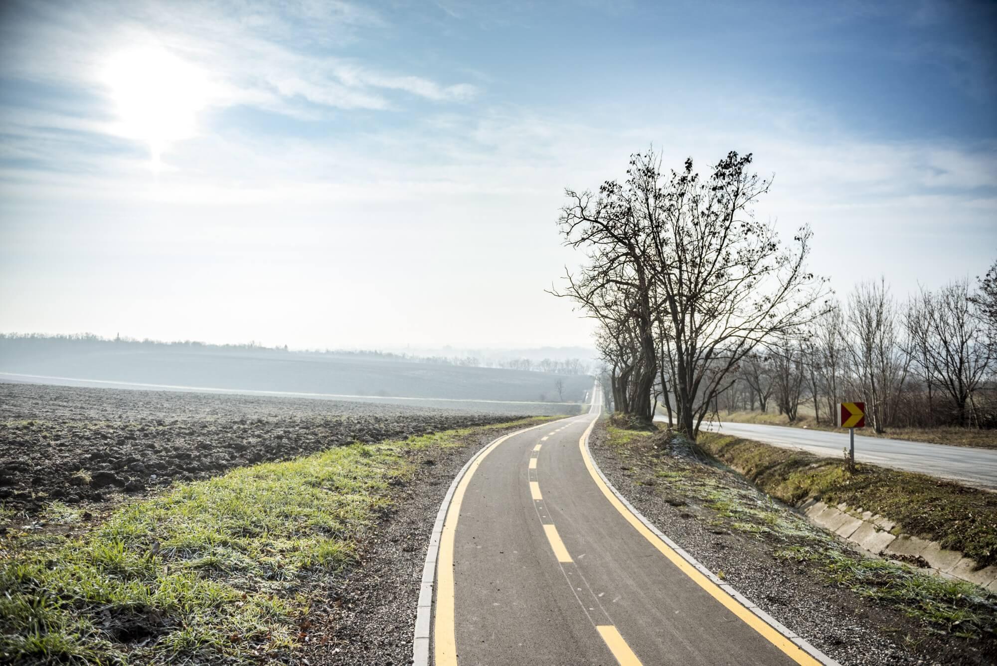 Kerékpárút és kisvasút épül Zalában