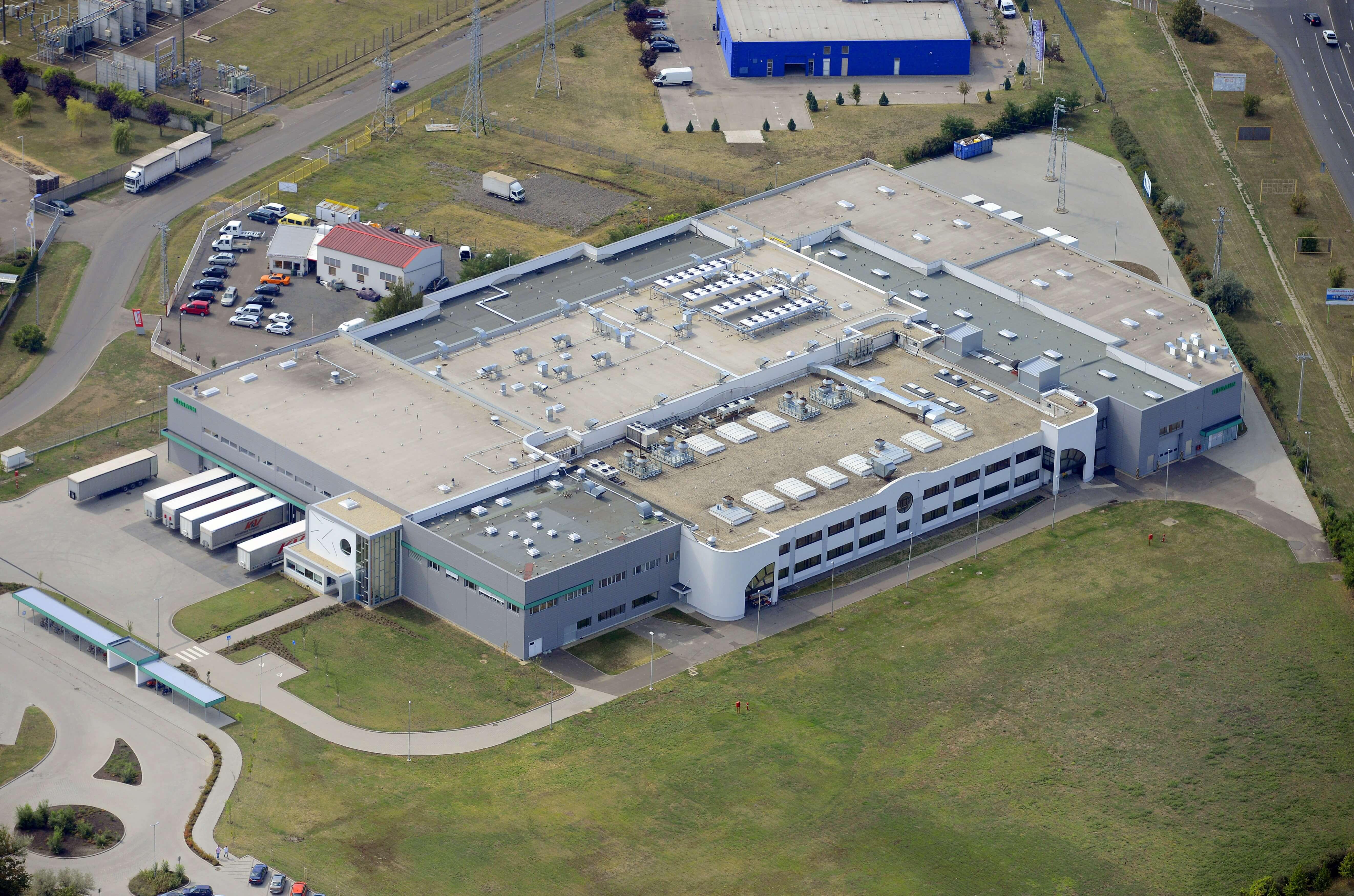 Új orvostechnológiai gyártási központ épül Gyöngyösön