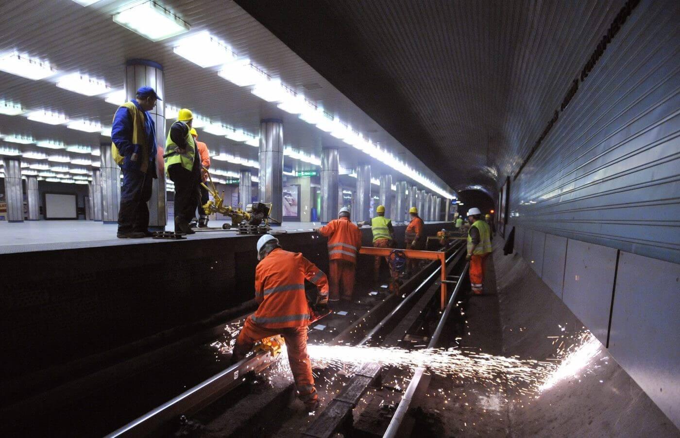 Még idén elkezdődhet a 3-as metró felújított szakaszának átadása