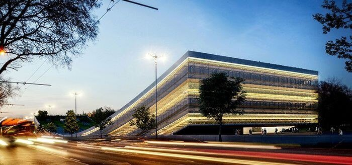 A Market és a Bohn munkájával indul el a Néprajzi Múzeum építkezése