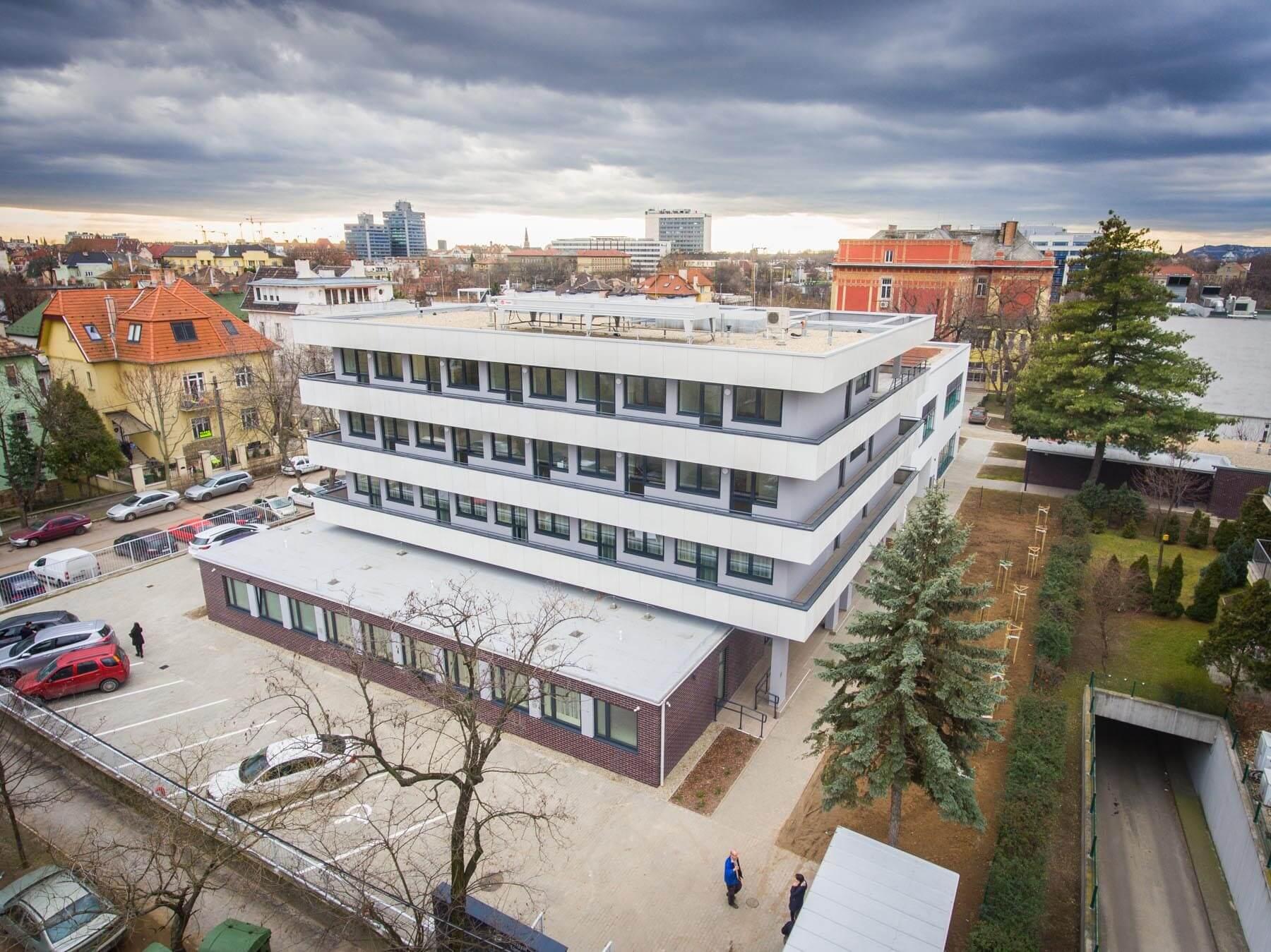 Világszínvonalú táncművészeti központot alakított ki Budapesten a Laterex
