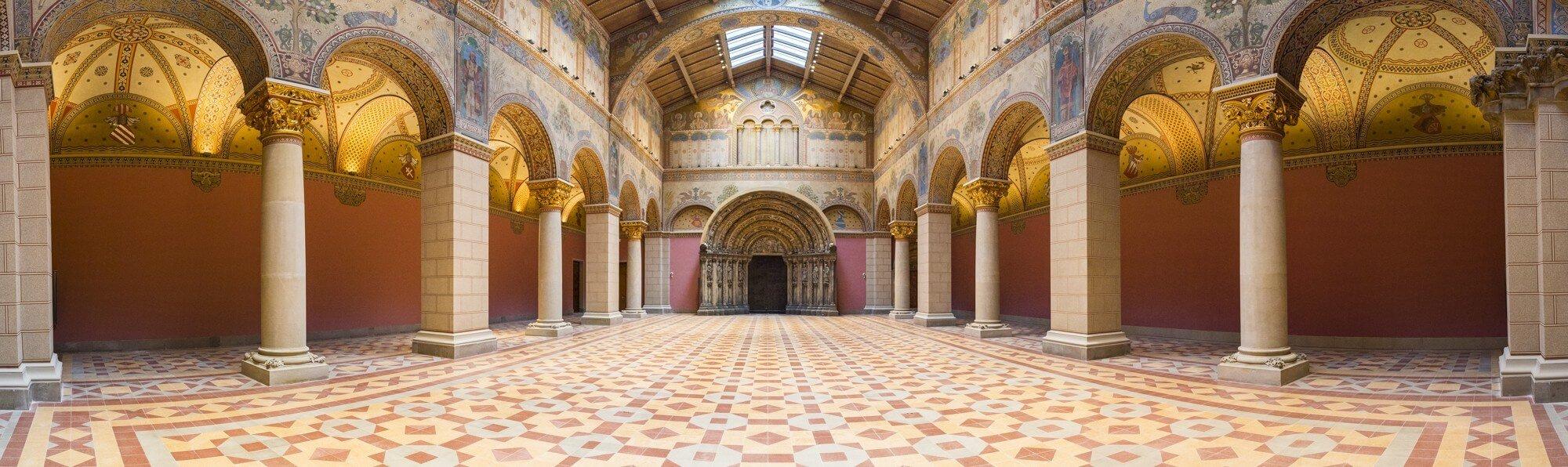 Ilyen lett felújított a Szépművészeti Múzeum - képriport