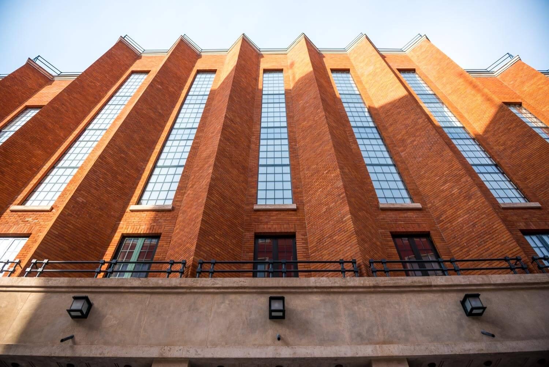 Elkészült a Lipótváros legkülönlegesebb irodaháza