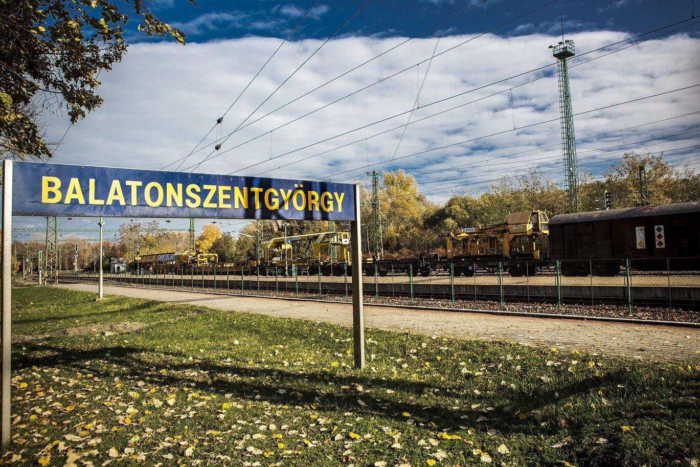 Utolsó szakaszába ért a dél-balatoni vasút felújítása