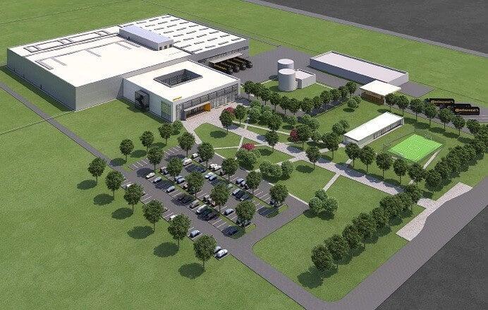 Új autóipari gyár épül Debrecenben