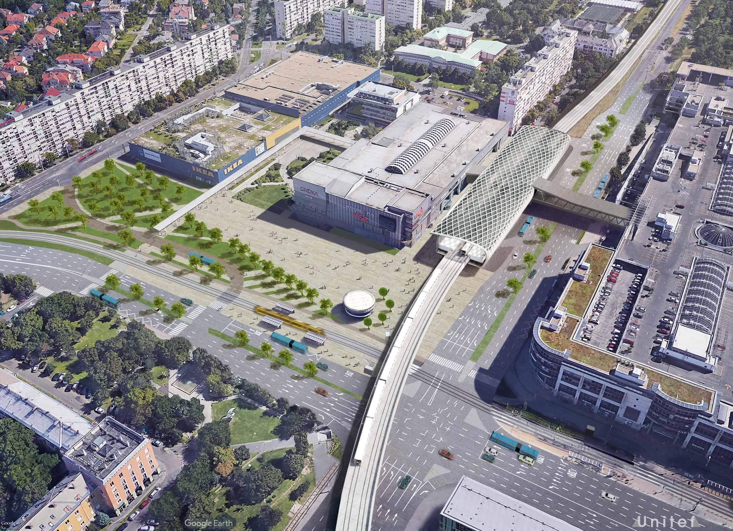 Lezárult a HÉV-et a metróval összekötő fejlesztés első közbeszerzése
