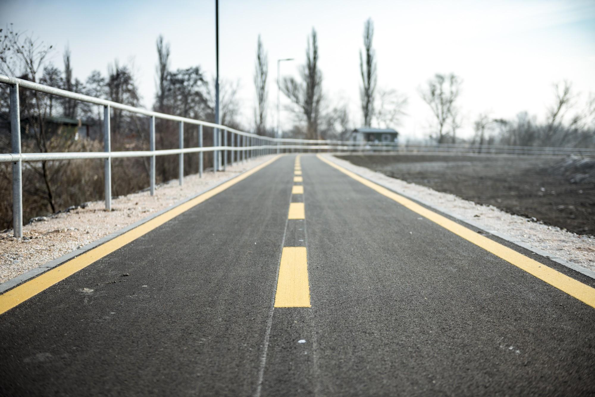 Biciklisbarát városrészt alakít ki Veszprém