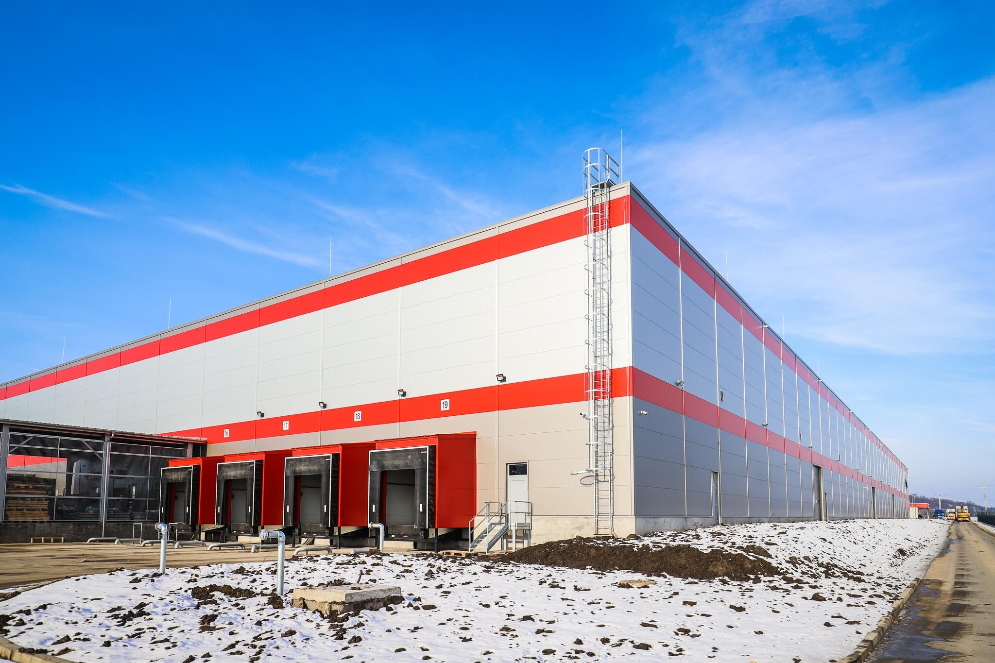 Virtuális határsávokkal működik a miskolci motorgyártó új logisztikai központja