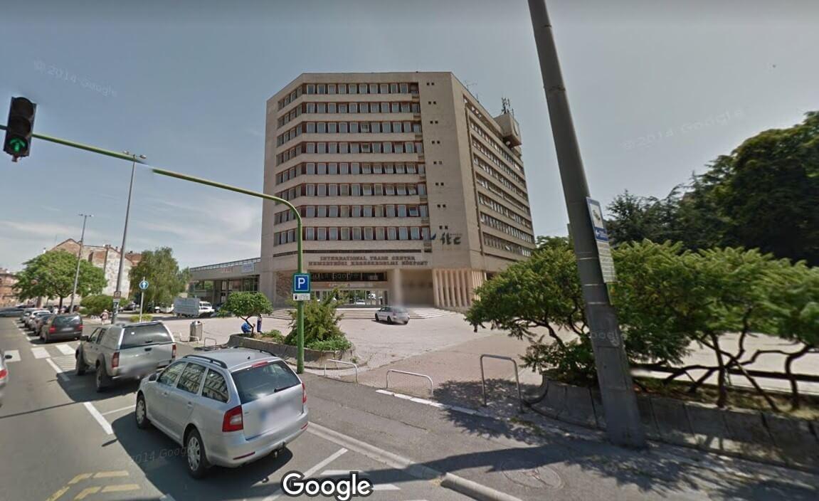 Új közigazgatási központ épül Miskolcon