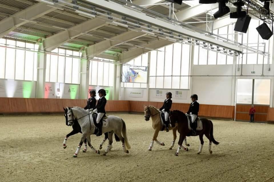 Modern lovasközpontként született újjá a Nemzeti Lovarda