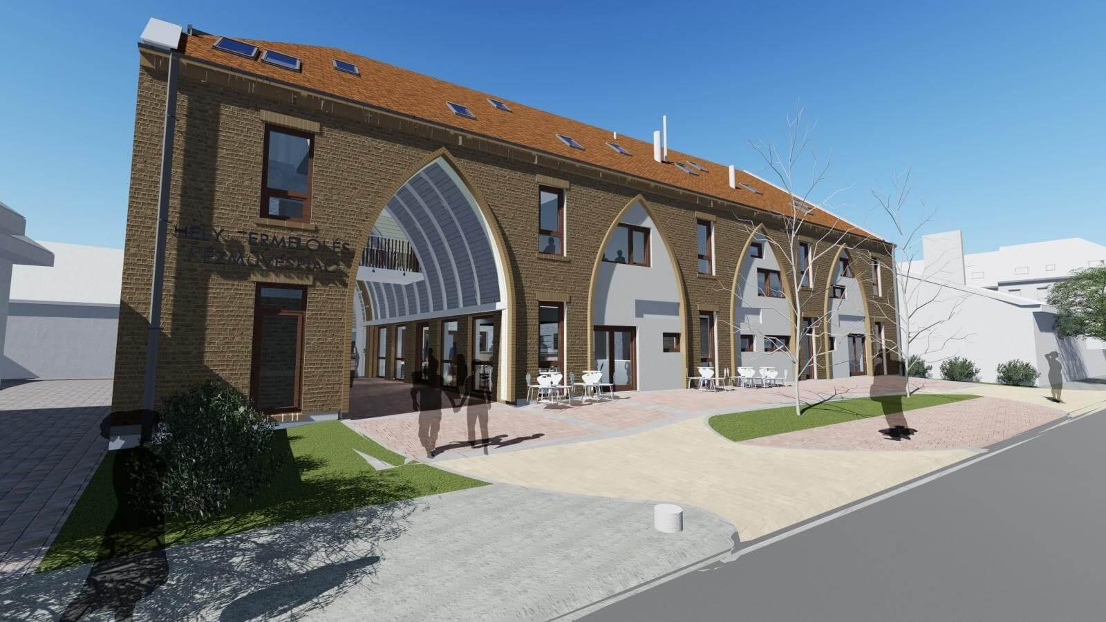 Hagyományőrző látogatóközponttal gazdagodik Zalaegerszeg