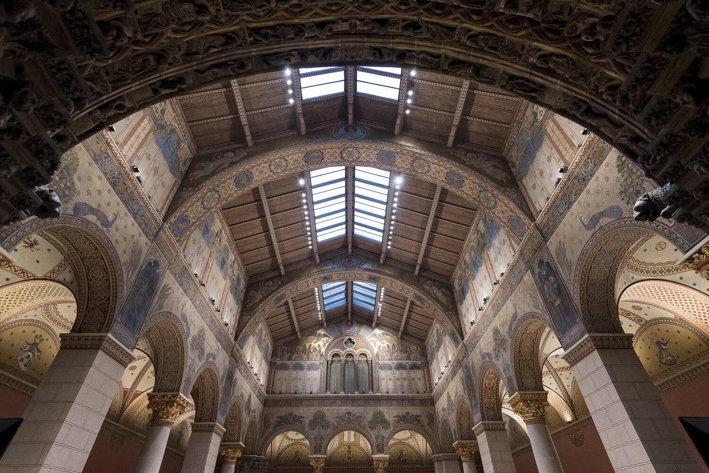 Elkészült a Szépművészeti Múzeum felújításával a Magyar Építő