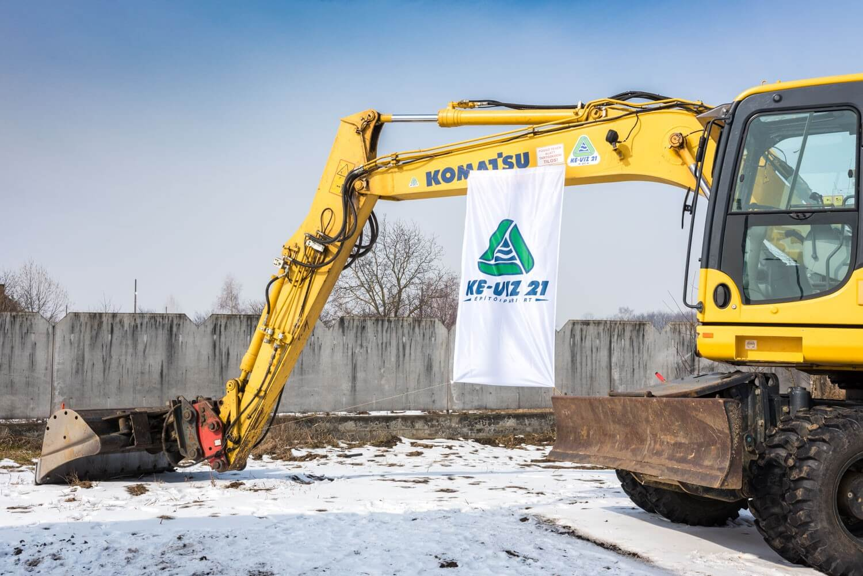 A Ke-Víz és a Zemplénkő fejezi be Nyíregyháza nyugati elkerülőjét