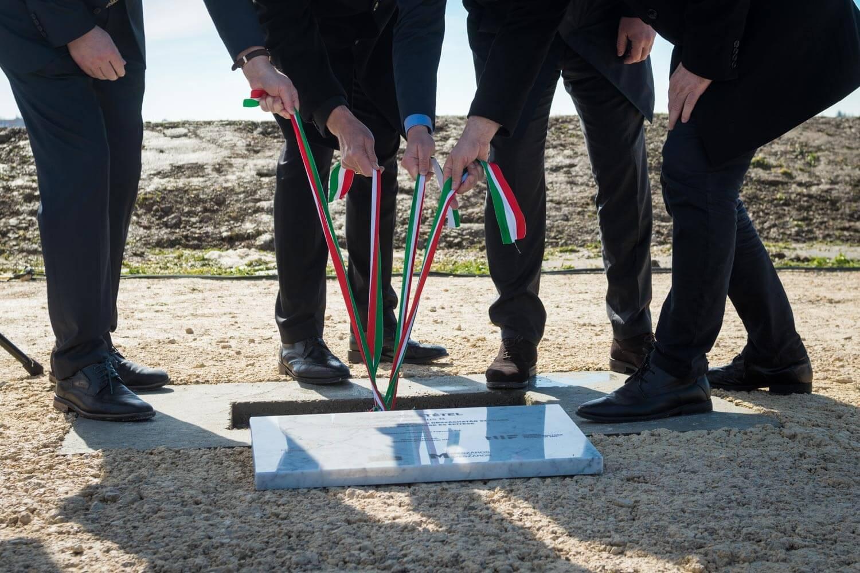 Elindult az M8-ast az osztrák határig meghosszabbító építkezés